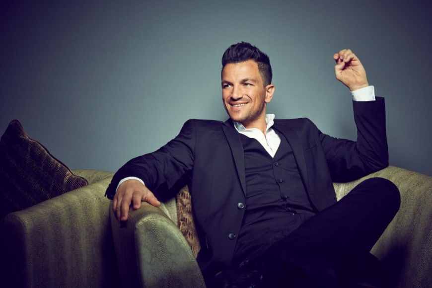 WOW Brunch Featuring Peter Andre