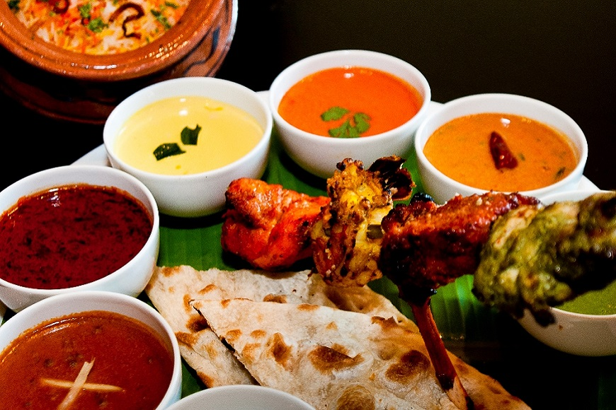 Experience An Unlimited Taste Of India!