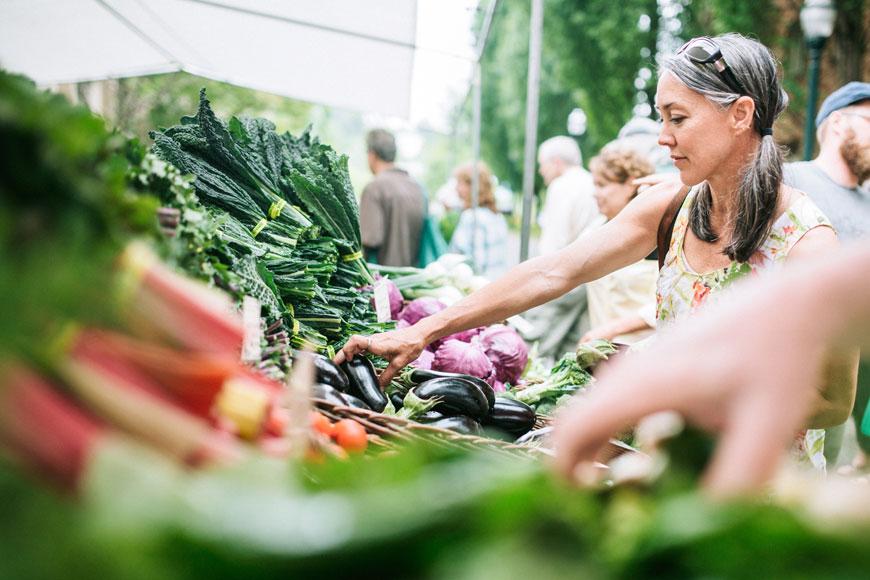New Organic Farmers' Market Opens In Dubai