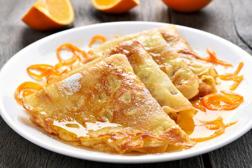 10 simple pancake fillings
