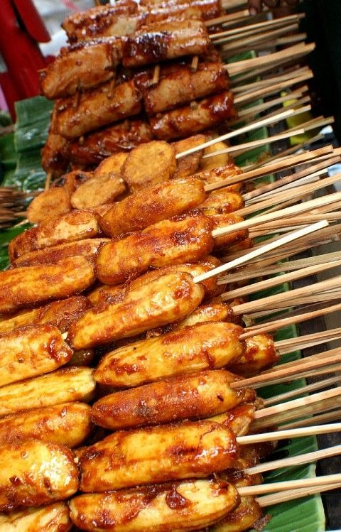 Best Filipino street food