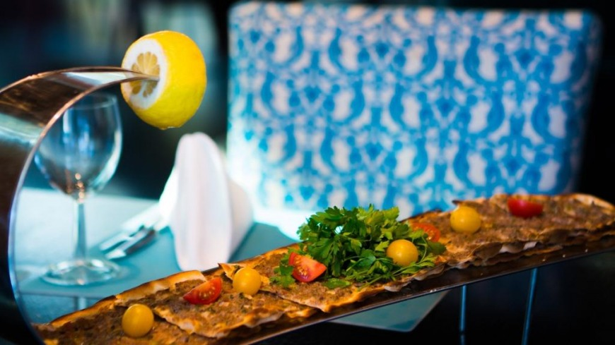 Indulge in a Medley of Turkish Delicacies at Rixos The Palm Dubai