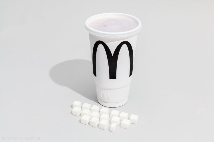 McDonald's Sweet Tea