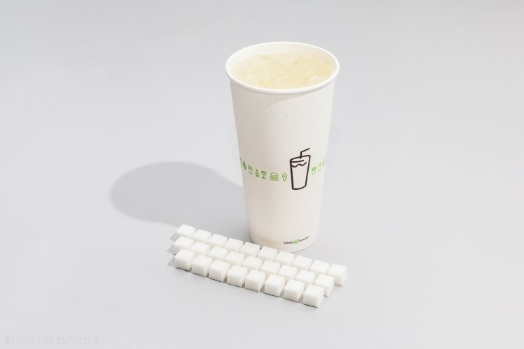 Shake Shack Shack-made Lemonade