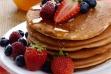 Mini sugar free sweet pancakes