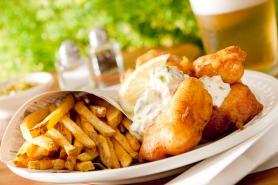 Eat Fish N Chips In Dubai