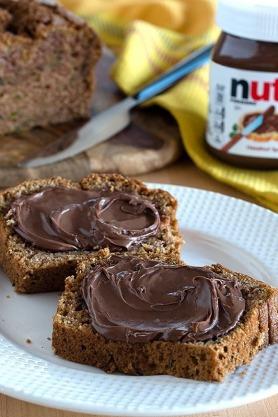 Nutella ingredients viral photo