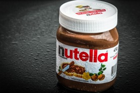 Nutella ingredients viral photo