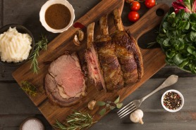 Roast beef tips