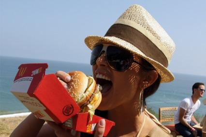Kim Kardashian Always Order At McDonald's