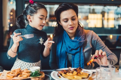 5 Top Family-Friendly Restaurants And Cafes In Dubai