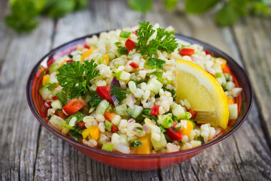 7 Arabic Salads To Try This Summer