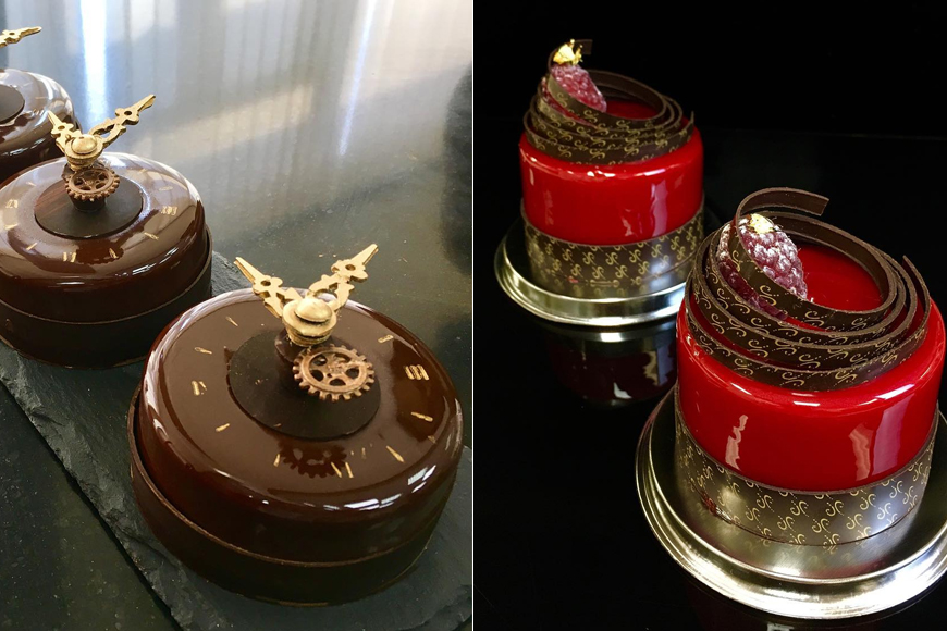 This Pastry Chef Creates The Most Mesmerising Chocolate Sculptures