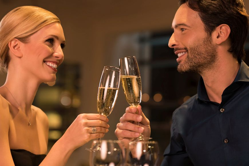 Enjoy a Special Evening at Trump International for Valentine's Day