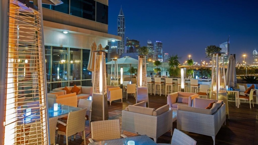 The Pullman JLT is a Myriad of Culinary Delights