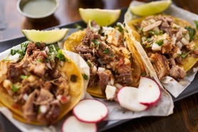 The best taco places in Dubai
