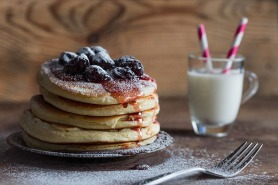 The best places for pancakes in Dubai