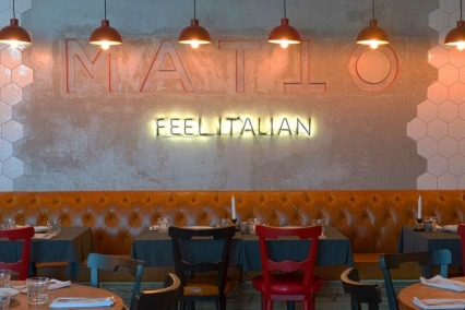 Modern, Cool, and Authentically Italian Vibes at MATTO Dubai